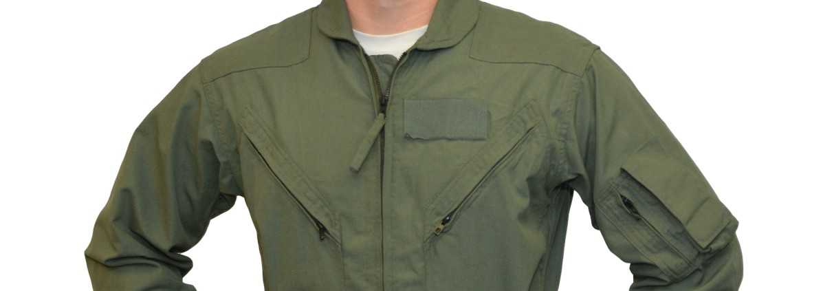 CWU 27-P Nomex Flight Suit