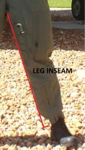 Leg Inseam