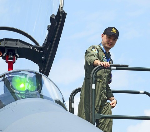 Pilot Flight Suit