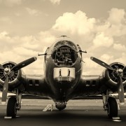 A plane from WWII