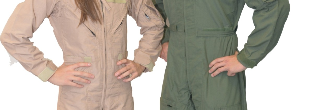 Men and Womens Nomex Flight Suit 27/P