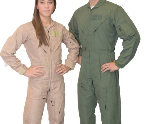 The 27/P Fight Suit and G-Suit Used by Fighter Pilot