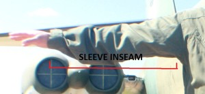 Sleeve Inseam